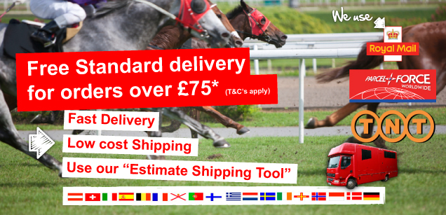 Free Delivery For Orders Over £75