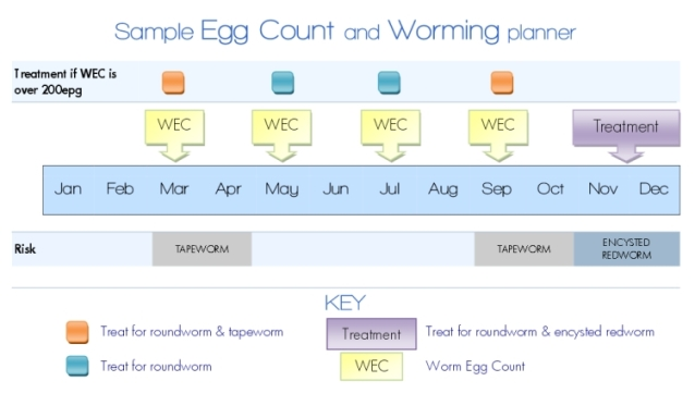 Sample Worming Plan
