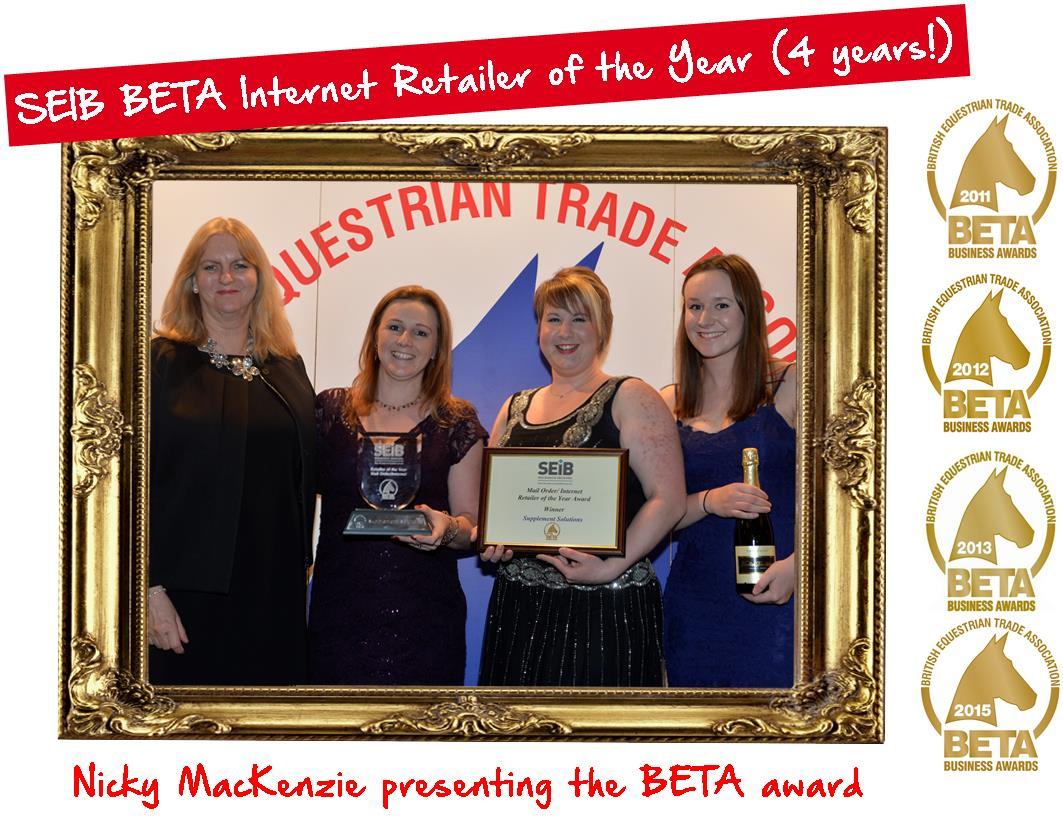 BETA Retailer of the Year